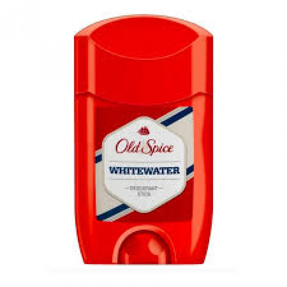 OLD SPICE 50ML DEODORANT STICK WHITEWATER
