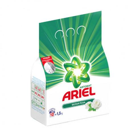 ARIEL 1,5KG AUTOMAT WHITE ROSES