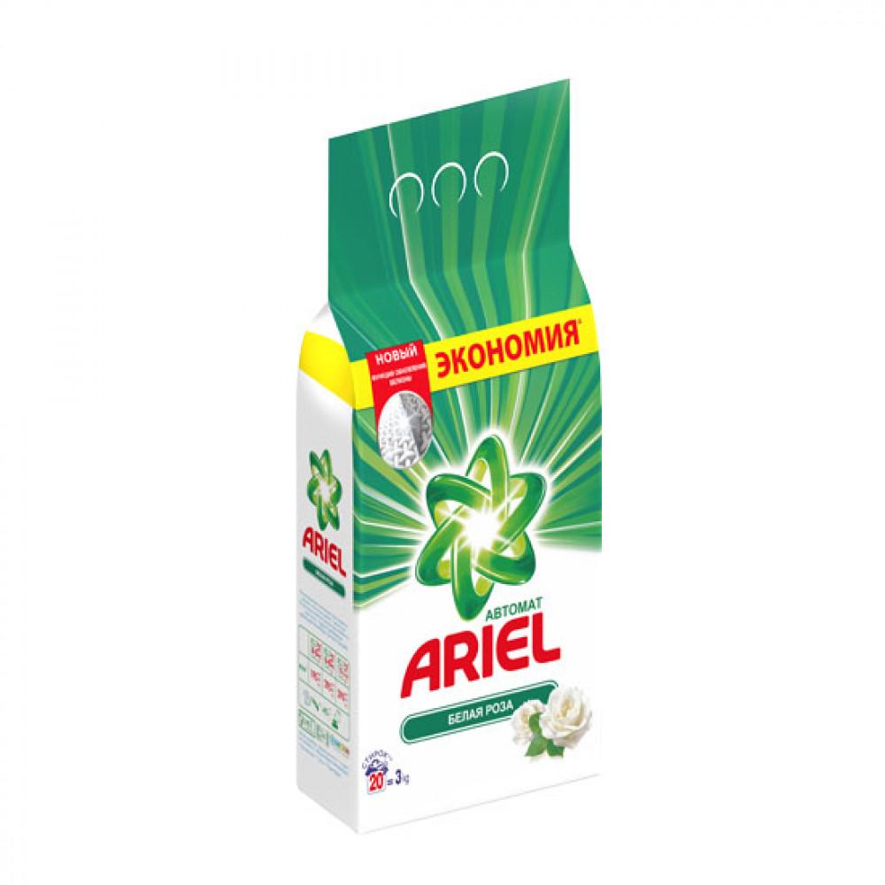 ARIEL 3KG WHITE ROSE AUTOMAT