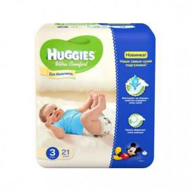 HUGGIES ULTRA.COM 3 5-9KG 21LI USAQ BEZ O/U