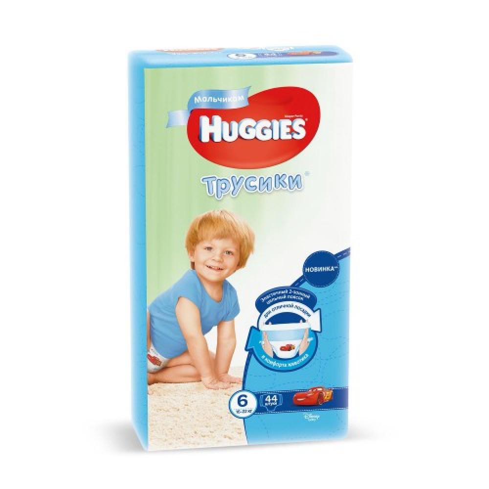 HUGGIES DISNEY N6 16-22KG 44-LU USAQ BEZI O/U