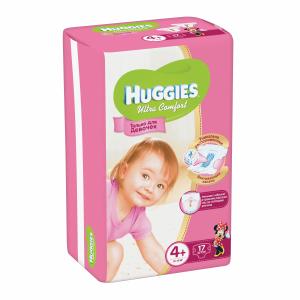 HUGGIES ULTRA.COM 10-16KG 17LI USAQ BEZI Q/U