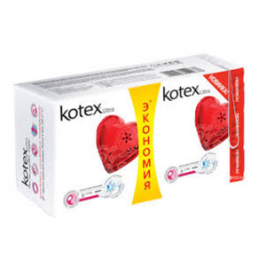 KOTEX ULTRA 2*8LI QADIN BEZ SUPER