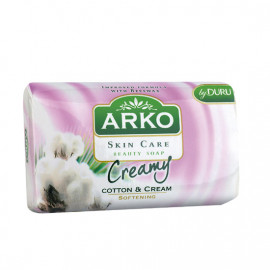 ARKO 90GR SABUN  COTTON KREM