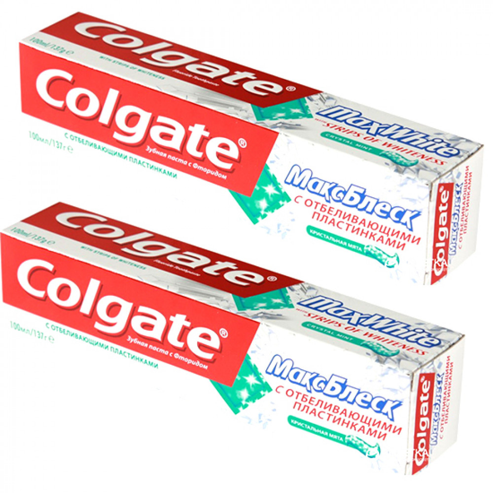 COLGATE 100ML DIS MECUNU MAX WHITE