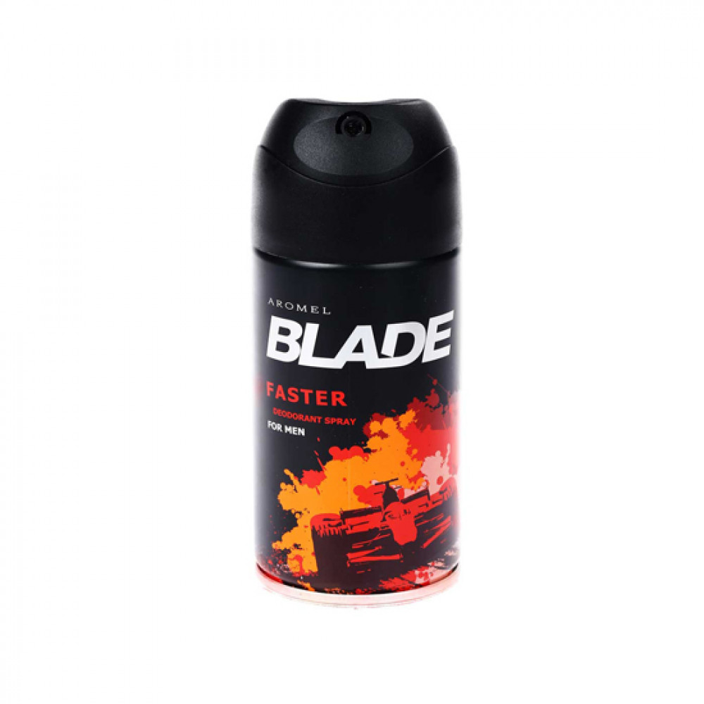 BLADE 150ML DEODORANT FASTER FOR MEN