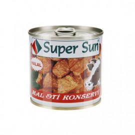 SUPER SUN 250GR TUSONKA MAL ETI KONSERVA