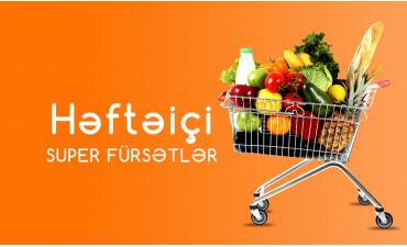 Həftəiçi Super Fürsətlər