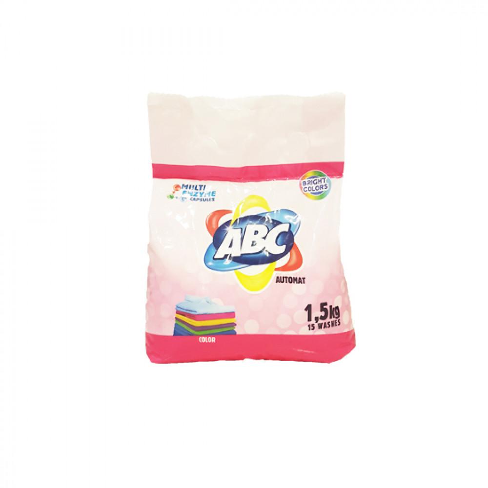 ABC 1.5KG CAMASIR TOZU RENGLI AVTOMAT