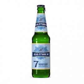 BALTIKA 7 PIVE 470ML 5.1% S/Q