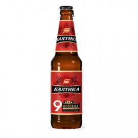 BALTIKA 9 PIVE 470ML KREPKOE S/Q