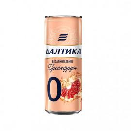 BALTIKA 0 PIVE 0.33LT QREYFRUT D/Q