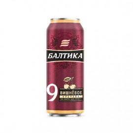 BALTIKA 9 PIVE 450ML VISNYA D/Q