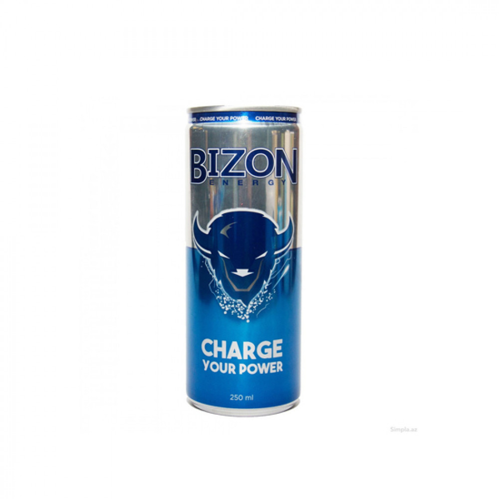 BIZON 250ML ENERGY DRINK