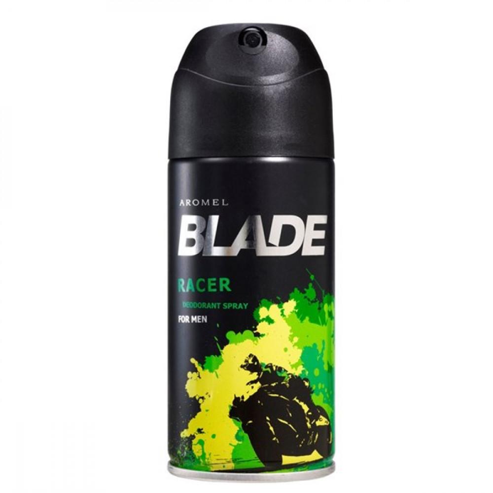 BLADE 150ML DEODORANT RACER FOR MEN