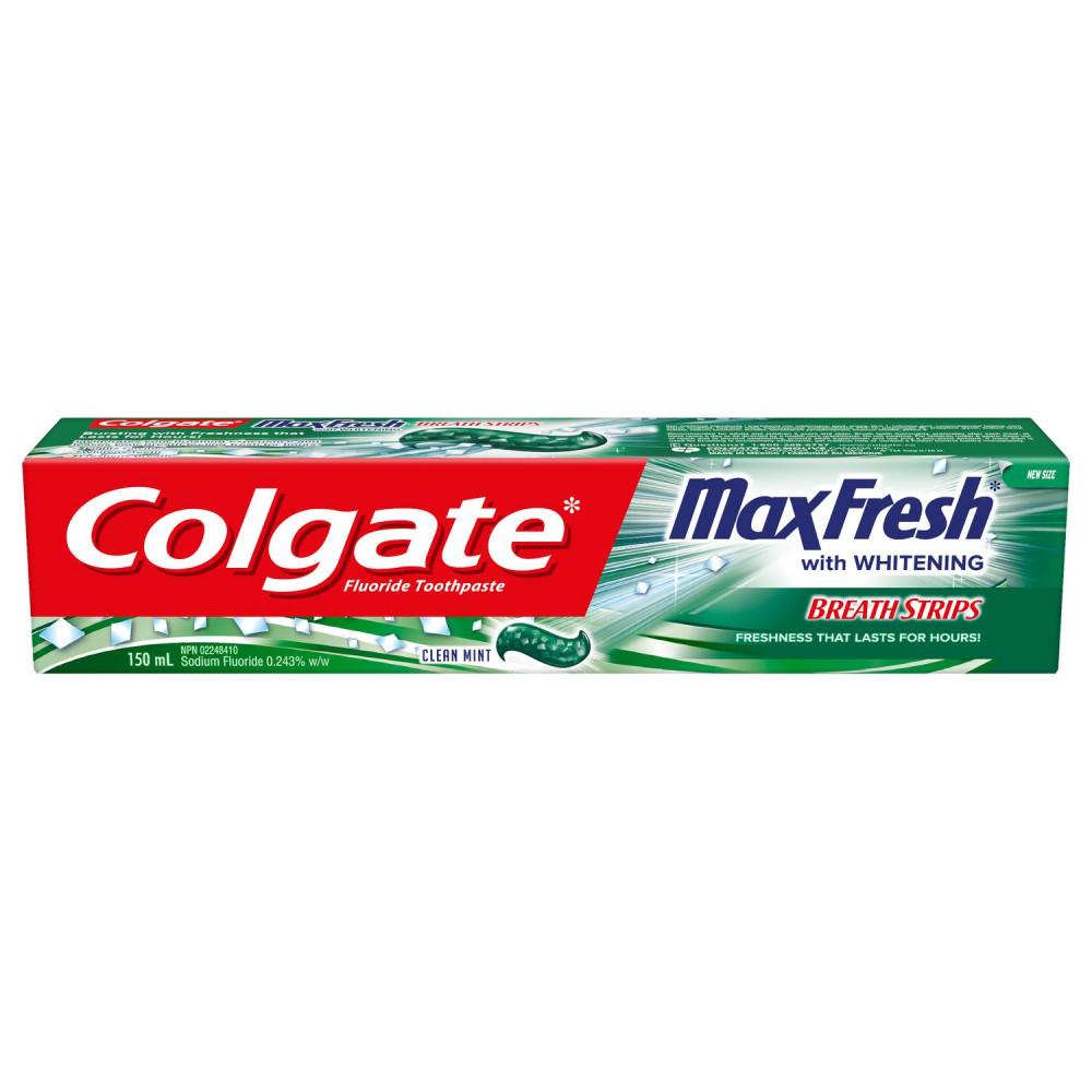COLGATE MAX FRESH 100ML DIS MECUNU CLEAN MINT
