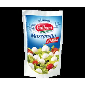 GALBANI 150GR PENDIR MOZZARELLA 8LI 45% PAKET