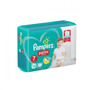 PAMPERS PANTS TRUSIKI N7 17KG+ 23-LI USAQ BEZI