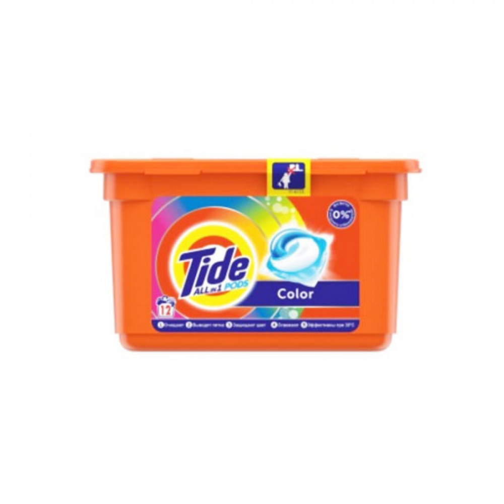 TIDE 297.6GR KAPSUL 12-LI COLOR